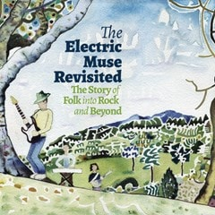 The Electric Muse Revisited: The Story of Folk Into Rock and Beyond - 1
