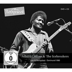 Albert Collins and the Icebreakers: Live at Rockpalast - 1