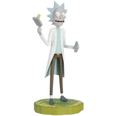 Rick: Rick and Morty Figurine: Hero Collector - 1