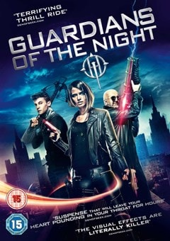 Guardians of the Night - 1