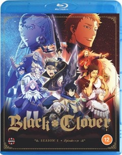 Black Clover: Complete Season One - 1