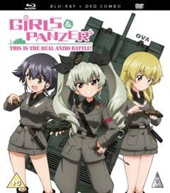 Girls Und Panzer: This Is the Real Anzio Battle - 1