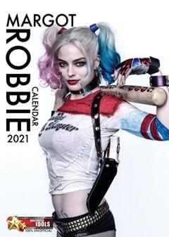 Margot Robbie: A3 2021 Calendar - 1