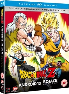Dragon Ball Z Movie Collection Four: Super Android 13!/Bojack... - 2