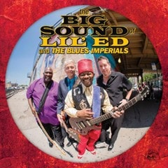 The Big Sound of Lil' Ed and the Blues Imperials - 1