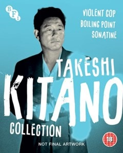 Takeshi Kitano Collection - 1