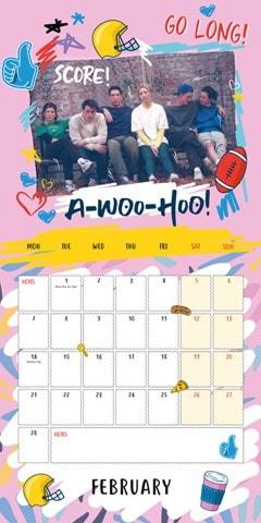 Friends Square 2022 Calendar - 3