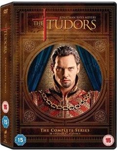 The Tudors: The Complete Series - 2