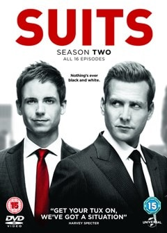 Suits: Season Two - 1