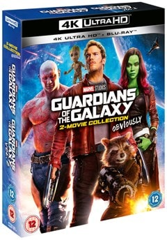 Guardians of the Galaxy: Vol. 1 & 2 - 2