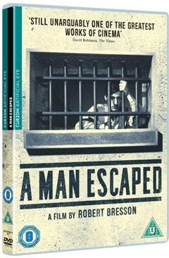 A Man Escaped - 2