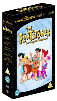 The Flintstones: Complete First Season - 1