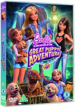 Barbie and Her Sisters in the Great Puppy Adventure - 2