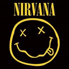Nirvana: Smiley Canvas Print - 1