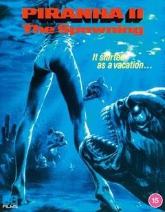 Piranha II - The Spawning - 2