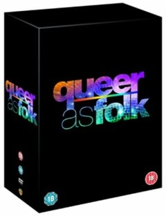 Queer as folk: Seasons 1-5 - 1