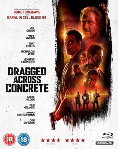 Dragged Across Concrete - 1