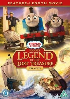 Thomas & Friends: Sodor's Legend of the Lost Treasure - The Movie - 1