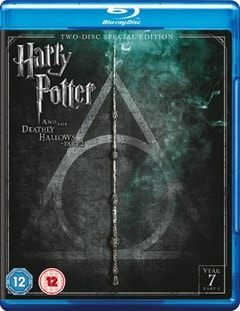 Harry Potter and the Deathly Hallows: Part 2 - 1