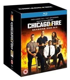 Chicago Fire: Seasons 1-6 - 2