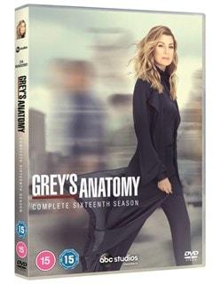 Grey's Anatomy: Complete Sixteenth Season - 2