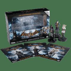 Batman: Arkham Asylum 3 Figurine Set: Batman, Joker, Harley: Hero Collector - 1