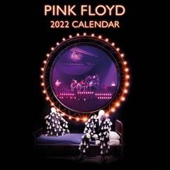 Pink Floyd: Square 2022 Calendar - 1