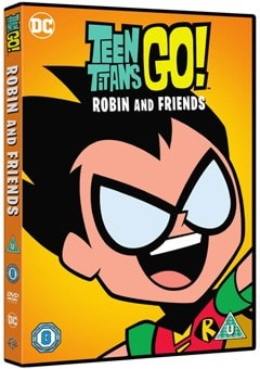 Teen Titans Go!: Robin and Friends - 2