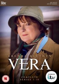 Vera: Series 1-10 - 1