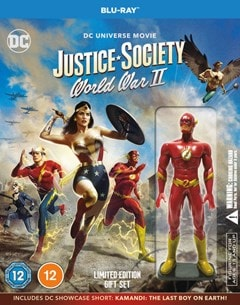 Justice Society: World War II Limited Edition Minifig - 1