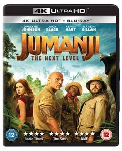 Jumanji: The Next Level - 1