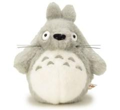 Studio Ghibli: Grey Totoro Plush, 20cm - 1
