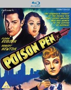 Poison Pen - 1