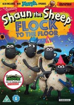 Shaun the Sheep: Flock to the Floor - 1