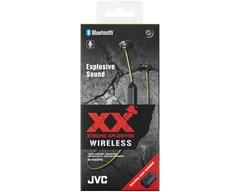 JVC Xtreme Xplosives Green Bluetooth Earphones - 3