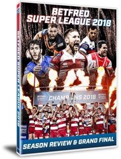 Betfred Super League 2018 - Season Review & Grand Final - 2