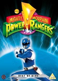 Power Rangers: The Best of Blue - 1