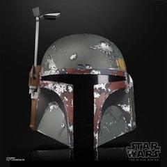 Boba Fett Electronic Helmet: Star Wars Black Series - 1