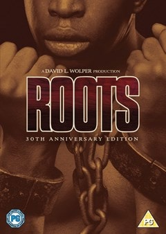 Roots: The Original Series - Volumes 1 and 2 - 1