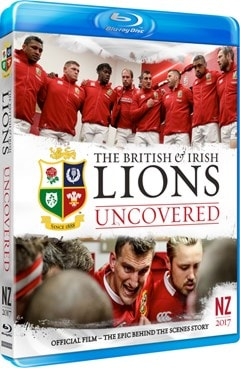 British and Irish Lions: Uncovered - 2