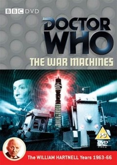 Doctor Who: The War Machines - 1