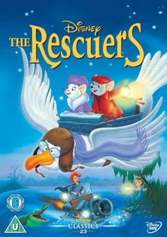 The Rescuers - 3