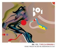 391 - Emilia Romagna 1: Voyage Through the Deep 80s Underground in Italy - Volume 7 - 1