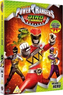 Power Rangers Dino Charge: Volume 5 - Hero - 2