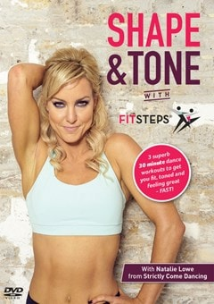 Shape & Tone With FitSteps - 1
