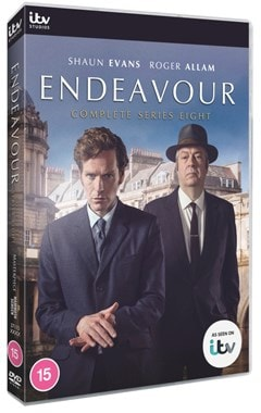 Endeavour: Complete Series Eight - 2