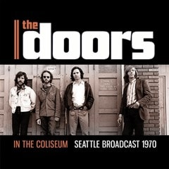 In the Coliseum: Seattle Broadcast 1970 - 1