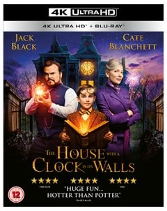 The House With a Clock in Its Walls - 1
