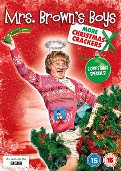 Mrs Brown's Boys: Christmas Specials 2013 - 1