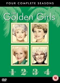 The Golden Girls: Seasons 1-4 - 1